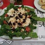 Astor salad