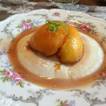 Spanish peaches