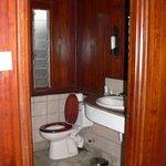toilet met bad/douche
