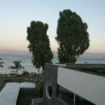 View across Galilee from the hotel