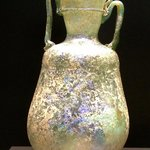 Exquisite ancient glassware