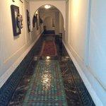 Couloir du palais