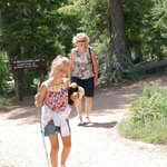 Easy walk for all on Bristlecone Loop