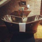 the beautiful bathtub
