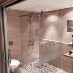 Super tolle Dusche!
