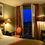 Room 503 and its view