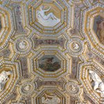 Doge Palace Entrance ceiling