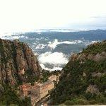 Santa Maria de Montserrat and Horizon