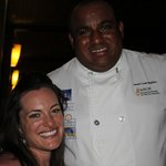 Leonardo, the chef that we met and talked with!