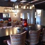 High Tables Bar Area