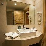 Junior suite toilette