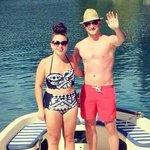 Sept 13 lake boat trip for 2
