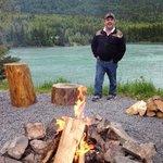 Drifter's Lodge Campfire
