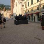 More art in Pietrasanta