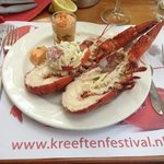 Lobster buffet June 2014