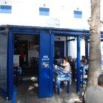 Hotel Asimina Sidewalk Cafe