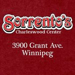 Sorrento's Bar & Pizzeria 3900 Grant Ave, located in Charleswood Centre. 25 Years!