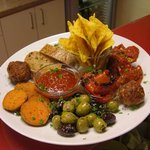 Antipasti Mix for two