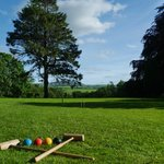 Time for a game of croquet