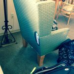 Nice chair, ��