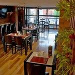 Zona de restaurant