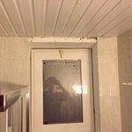 Bathroom ceiling