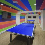 Ping Pong Lounge at Hotel Zed