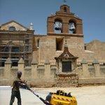 Building work in Santo Domingo :-(