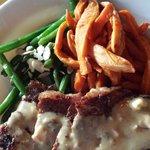 $12 Tuesdays!  Steak & 2 sides.