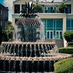 Um símbolo da hospitalidade de Charleston