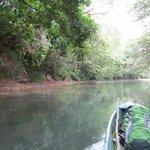 Going downstream to San Pedro Columbia