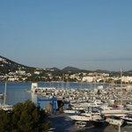 View from the Room - Santa Eularia & Marina