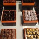 Park Hyatt cacao chocolates