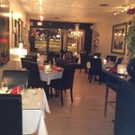 The Bijou Bistro Dining Room