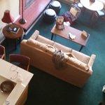 The view from upstairs. Edgewater villa, Keystone Resort