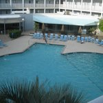 Building 1 Pool and Bar