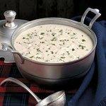Homemade Gluten Free New England Clam Chowder