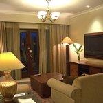 Executive Suite / Living Area