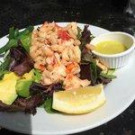 Warm Lobster Salad at 29 Newbury Street