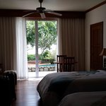 Deluxe room with access to pool (Ground Floor)