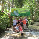 Dunn's River Falls -- highly recommend