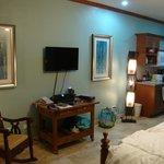 Room #114, looking toward kitchenette