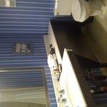 Bathroom - no storage