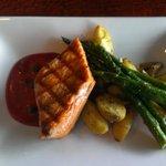 King Salmon meal