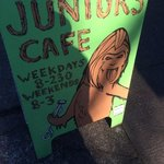 Welcoming you to Junior's