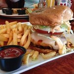 Maui Wowi Burger