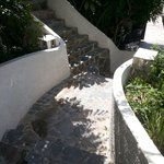 Stairs to the room - Mui Ne Hills 2