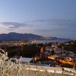 Abendstimmung über El Albir