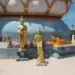 Statues around Big Buddha