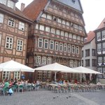 Das Knochenhaueramtshaus (The Butchers' Guild House)